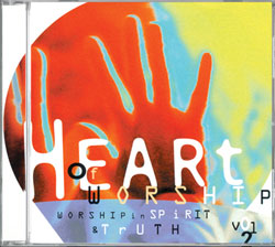 Volume 2 disc 1 - Heart Of Worship