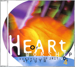 Volume 4 disc 1 - Heart Of Worship