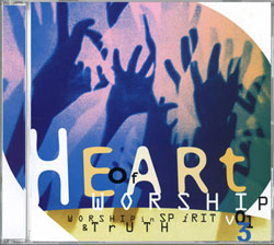 Volume 3 disc 1 - Heart Of Worship